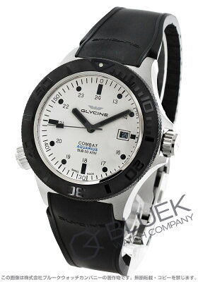 グライシン GLYCINE 腕時計 コンバット サブ アクエリアス 500m防水 メンズ GL0037