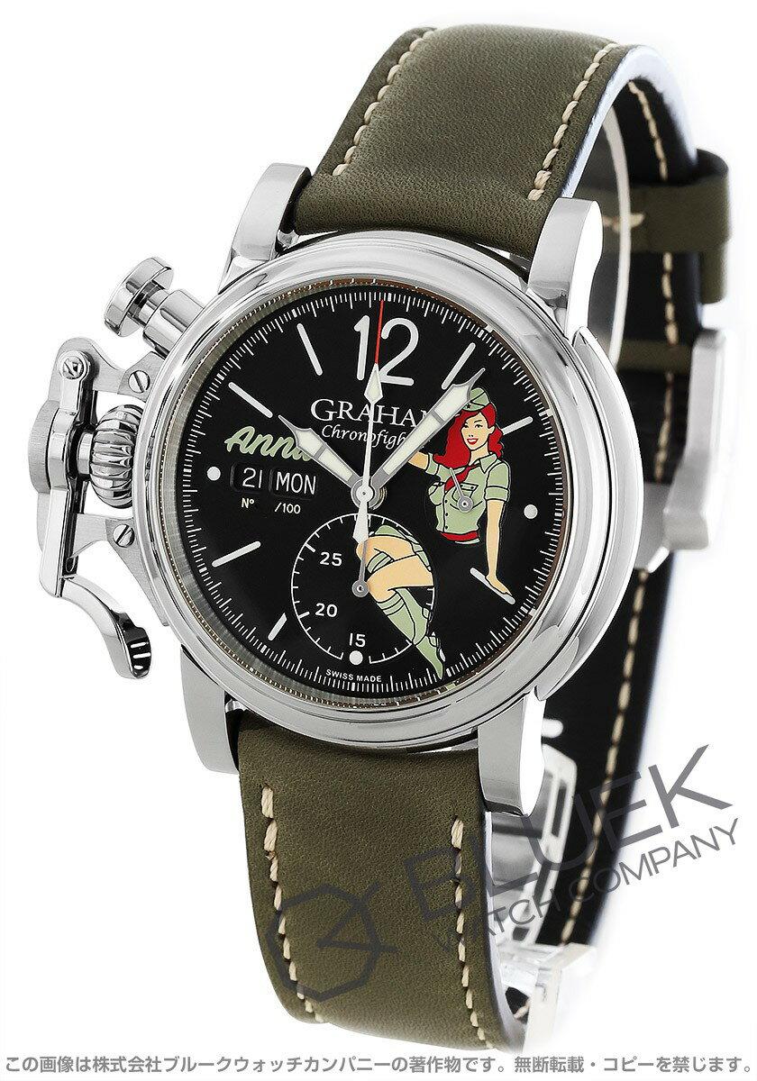 腕時計, メンズ腕時計  100 Graham 2CVAS.B22A