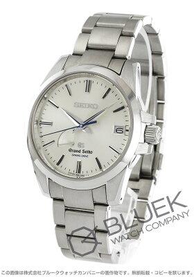 グランドセイコー GRAND SEIKO 腕時計 9Rスプリングドライブ メンズ SBGA079