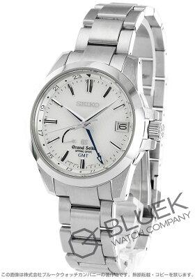 グランドセイコー 9Rスプリングドライブ デュアルタイム パワーリザーブ GMT 腕時計 メンズ GRAND SEIKO SBGE009