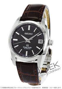 グランドセイコー GRAND SEIKO 腕時計 9Sメカニカル クロコレザー メンズ SBGR089