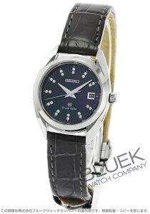 グランドセイコー GRAND SEIKO 腕時計 ダイヤ クロコレザー レディース STGF097