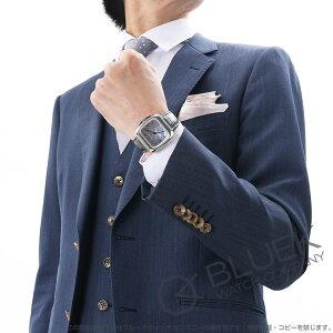 グッチ グッチクーペ ダイヤ アリゲーターレザー 腕時計 メンズ GUCCI YA131316