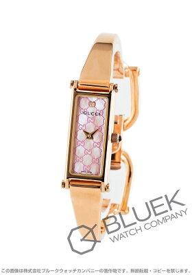 グッチ GUCCI 腕時計 1500 ダイヤ レディース YA015559