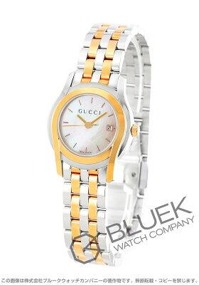 グッチ GUCCI 腕時計 Gクラス レディース YA055539