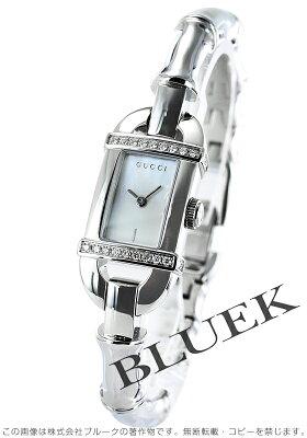 グッチ バンブー ダイヤ 腕時計 レディース GUCCI YA068567