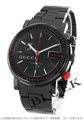 グッチ Gクロノ クロノグラフ 腕時計 ユニセックス GUCCI YA101348