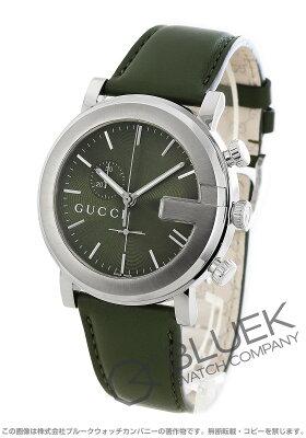 グッチ GUCCI 腕時計 Gクロノ メンズ YA101357