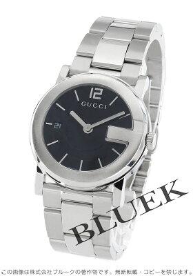 グッチ GUCCI 腕時計 Gラウンド ユニセックス YA101405