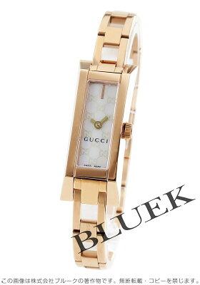 グッチ GUCCI 腕時計 Gリンク レディース YA110522