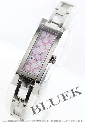 グッチ GUCCI 腕時計 Gリンク レディース YA110524