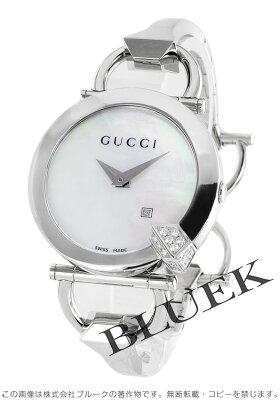 グッチ GUCCI 腕時計 キオド ダイヤ レディース YA122505
