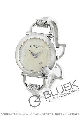 グッチ GUCCI 腕時計 キオド ダイヤ レディース YA122506