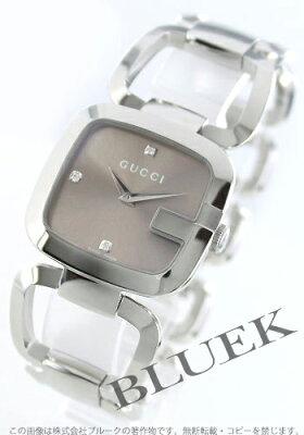 グッチ Gグッチ ダイヤ 腕時計 レディース GUCCI YA125401