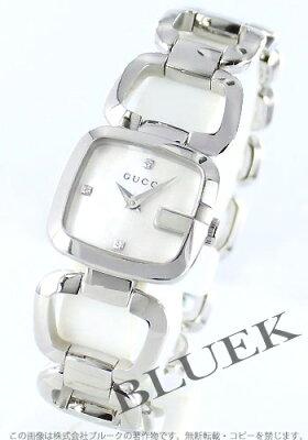 グッチ GUCCI 腕時計 Gグッチ ダイヤ レディース YA125502