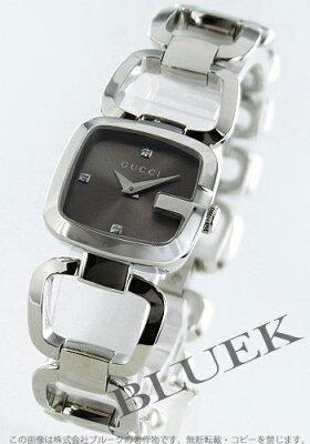 グッチ GUCCI 腕時計 Gグッチ ダイヤ レディース YA125503