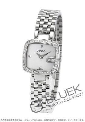 グッチ Gグッチ ダイヤ 腕時計 レディース GUCCI YA125519