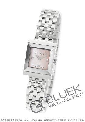 グッチ GUCCI 腕時計 Gフレーム ダイヤ レディース YA128401
