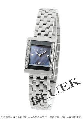 グッチ GUCCI 腕時計 Gフレーム スクエア ダイヤ レディース YA128404