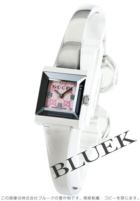 グッチ GUCCI 腕時計 Gフレーム スクエア レディース YA128516