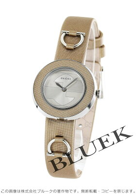 グッチ ユープレイ 替えベルト・ベゼル付き 腕時計 レディース GUCCI YA129516-SET-BLK