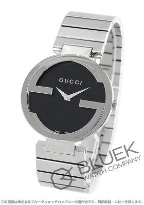 グッチ インターロッキング 腕時計 ユニセックス GUCCI YA133307