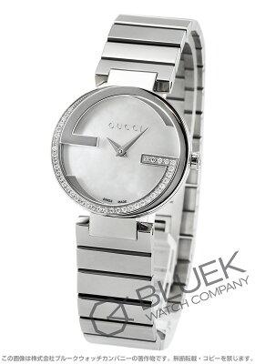 グッチ インターロッキング ダイヤ 腕時計 レディース GUCCI YA133508