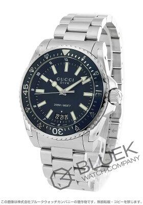 グッチ ダイヴ 腕時計 メンズ GUCCI YA136203
