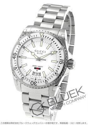 グッチ GUCCI 腕時計 ダイヴ メンズ YA136302