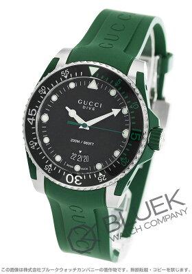 グッチ GUCCI 腕時計 ダイヴ メンズ YA136310