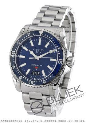 グッチ ダイヴ 腕時計 メンズ GUCCI YA136311