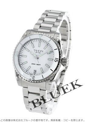 グッチ GUCCI 腕時計 ダイヴ レディース YA136402