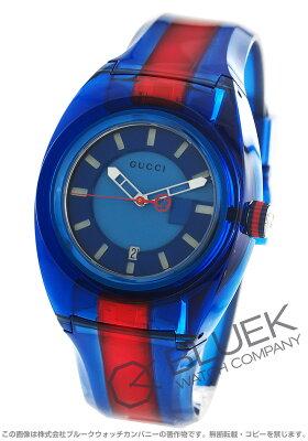 グッチ GUCCI 腕時計 シンク 137XXL メンズ YA137112