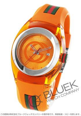 グッチ GUCCI 腕時計 シンク 137XXL ユニセックス YA137311