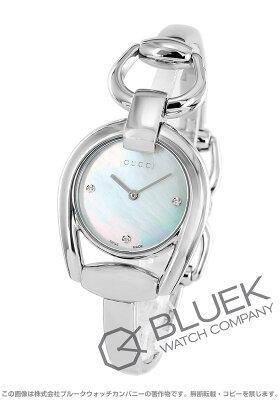 グッチ GUCCI 腕時計 ホースビット ダイヤ レディース YA139506