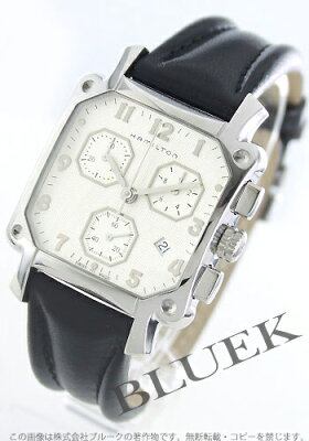 ハミルトン ロイド クロノグラフ 腕時計 メンズ HAMILTON H19412753