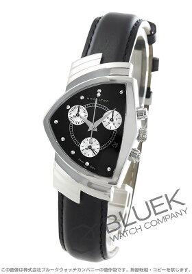 ハミルトン ベンチュラ クロノグラフ 腕時計 メンズ HAMILTON H24412732