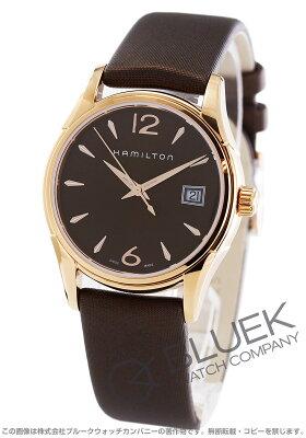 ハミルトン ジャズマスター レディ サテンレザー 腕時計 レディース HAMILTON H32341975