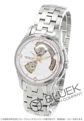 ハミルトン ジャズマスター ビューマチック オープンハート 腕時計 メンズ HAMILTON H32565155