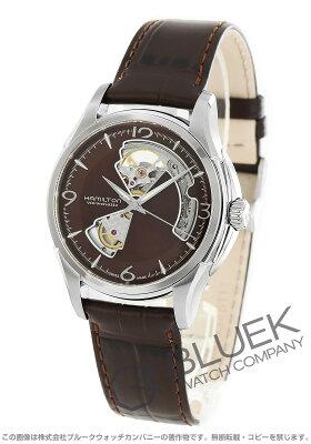 ハミルトン ジャズマスター ビューマチック オープンハート 腕時計 メンズ HAMILTON H32565595