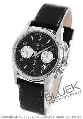 ハミルトン ジャズマスター オート クロノ クロノグラフ 腕時計 メンズ HAMILTON H32656833