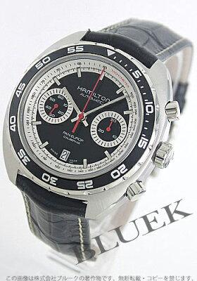 ハミルトン パン ユーロ クロノグラフ 腕時計 メンズ HAMILTON H35756735