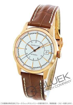 ハミルトン レイルロード オート 腕時計 メンズ HAMILTON H40505551
