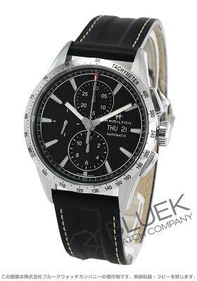 ハミルトン ブロードウェイ オート クロノ クロノグラフ 腕時計 メンズ HAMILTON H43516731