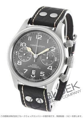 ハミルトン カーキ フィールド パイオニア オート クロノグラフ 腕時計 メンズ HAMILTON H60416583