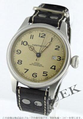 ハミルトン カーキ パイオニアオート 腕時計 メンズ HAMILTON H60455593