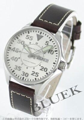 ハミルトン カーキ パイロット 腕時計 メンズ HAMILTON H64425555