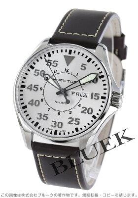 ハミルトン カーキ アビエーション パイロット 腕時計 メンズ HAMILTON H64611555