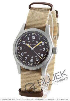 ハミルトン カーキ フィールド メカニカル 腕時計 メンズ HAMILTON H69429901