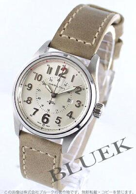 ハミルトン カーキ フィールド オフィサー 腕時計 レディース HAMILTON H70365983